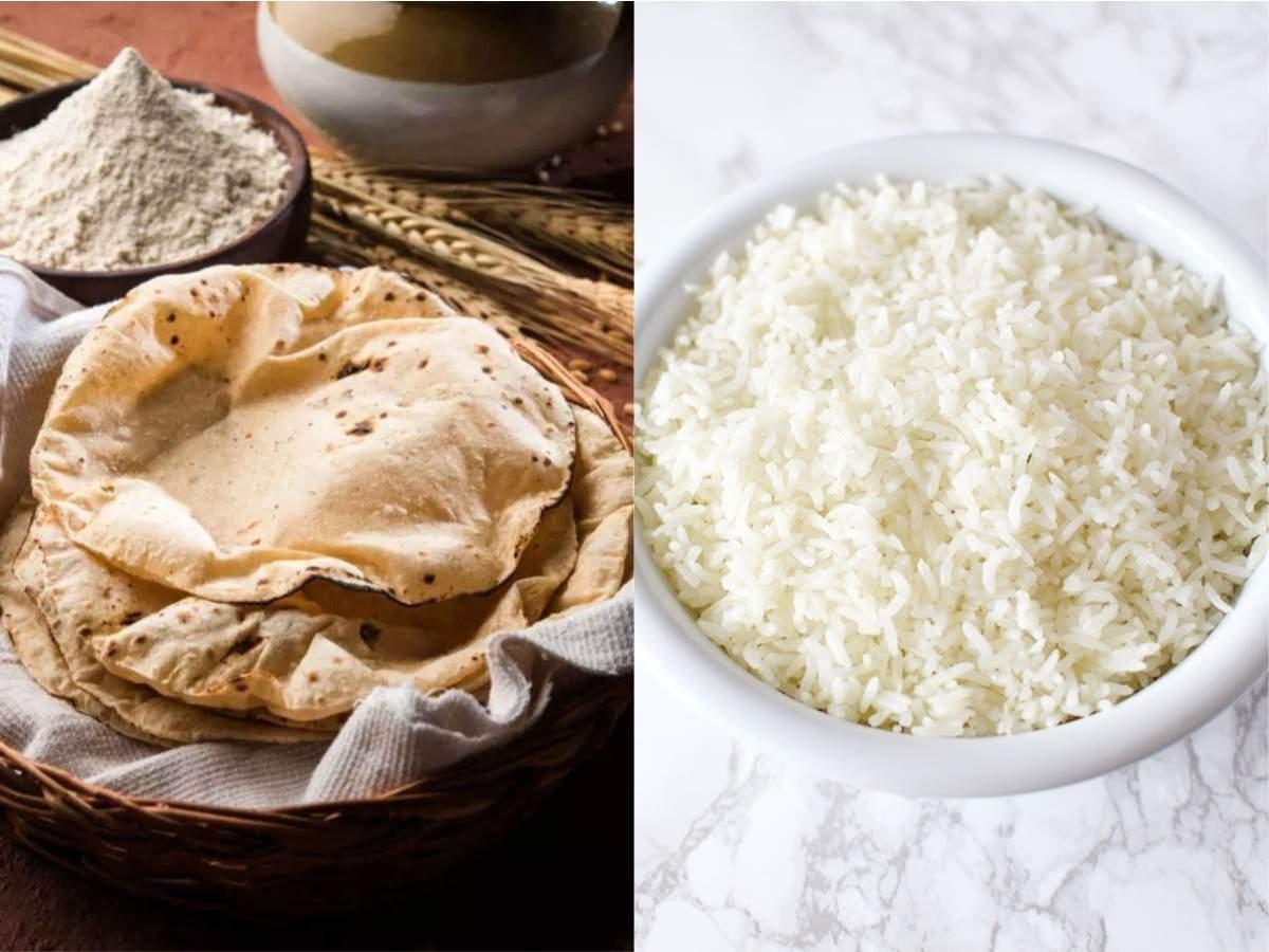 रोटी-चावल