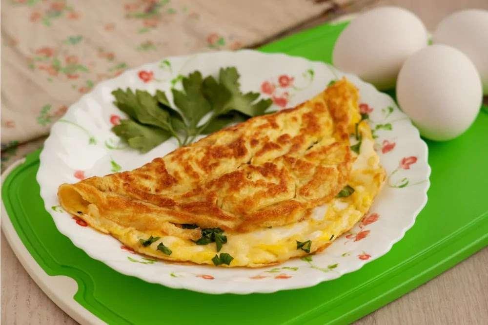 अंडे का ऑमलेट